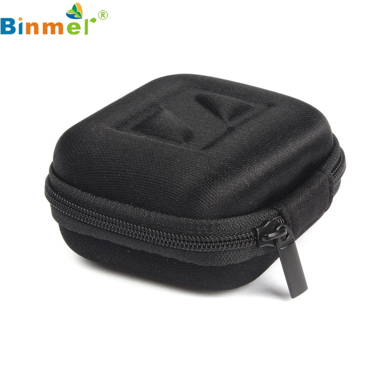 Good Sale Headphone Earbud Carrying Storage Bag Pouch Hard Case For Earphone Aug 11 6 style mini zipper hard mini earphone bag headphone box bag sd hold case earbud card carrying hard pouch storage case h0tb