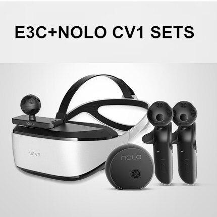 E3-C VR AND NOLO CV1