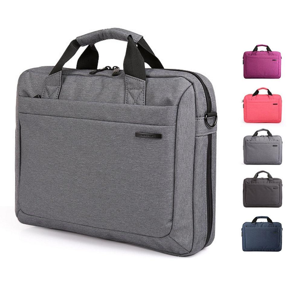 Laptop Messenger Bag 17.3 12 13.3 14.1 15.4 15.6 Waterproof Nylon Notebook Bag for Dell 14 Laptop Bag for Macbook Pro 13 Case