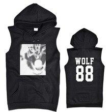 2017 Chandal Hombre Exo Kpop Hoodie Men Wonmen Wolf Xoxo Album High Quality K Pop Style Clothe Hip Hoodies Printed Sweatshirt