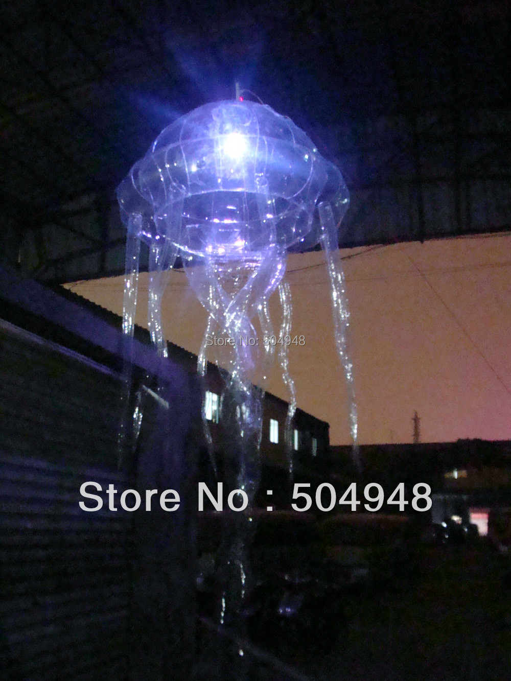 PVC Inflatable Jellyfish With Light jellyfish jellyfish bellybutton deluxe edition 2 cd