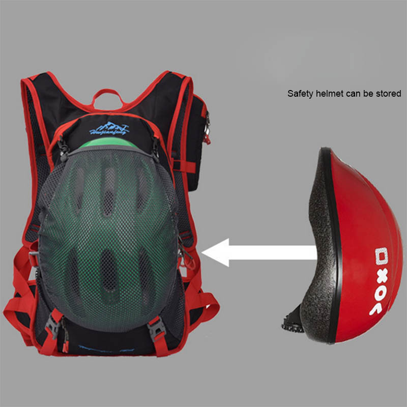 Bicycle Bag Safety helmet Tactical Backpack Outdoor Camping Bags Hiking Bags Sports Bike Bag