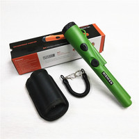 New Arrival Handheld Metal Detector Underwater Pinpointer Pro Pointer Waterproof Dual Use Pointer Free Shippings