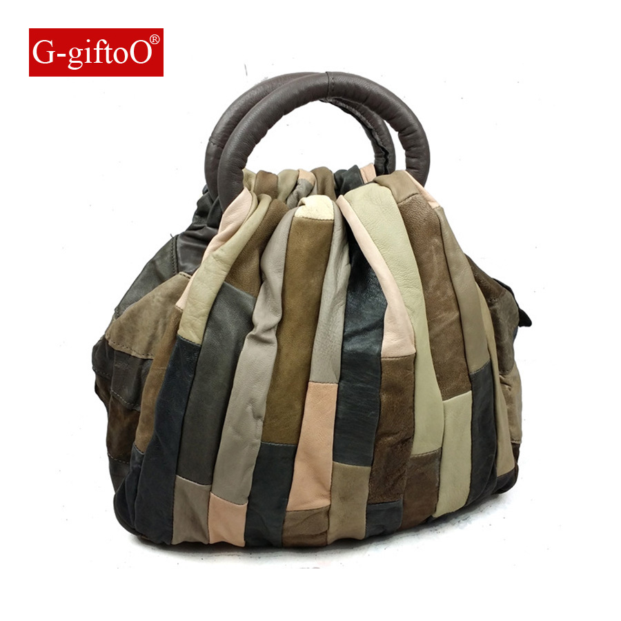 Women Genuine Leather Hobo Bag Female Real Leather Handbag Luxury Woman Office Fashion Bag Large Casual Shoulder Bags