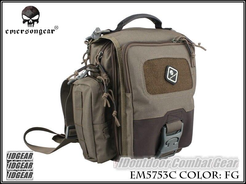 Aliexpress Emerson Tablet Netbook Medium Messenger Bag Tacktical Ipad 1000d Nylon Fg Em5753d From Reliable Hoo Suppliers On Idoutdoor