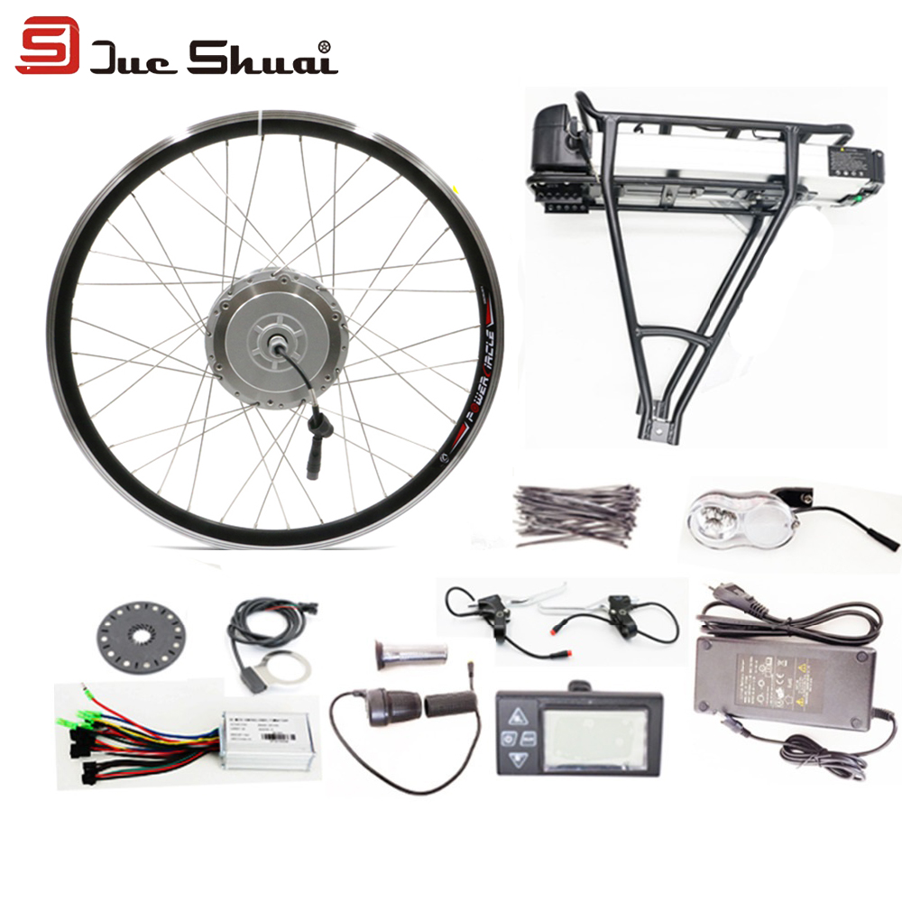 36v 250w Rear Hub Motor Electric Bicycle Conversion Kit