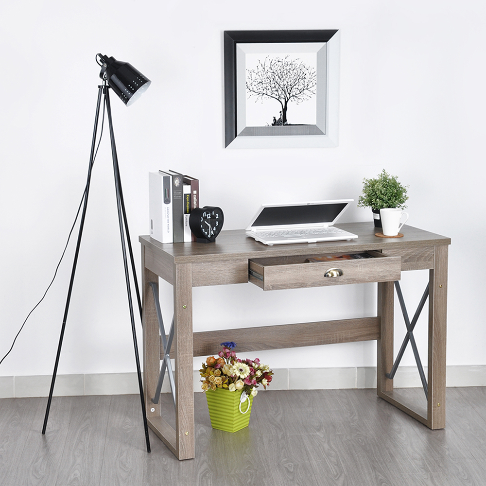 Aingoo laptop stand office study writing desk new design for Standing office desk furniture