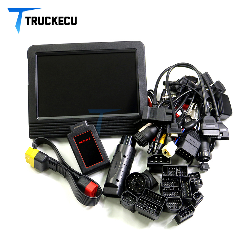 LAUNCH auto Scanner X431 V+ full system diagnostic tool Supports Wifi Bluetooth universal auto diagnostic scanner X-<font><b>431</b></font> PRO/<font><b>PRO3</b></font> image