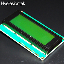 2004 желтый и зеленый цвета Подсветка ЖК-дисплей Дисплей для Raspberry Pi ЖК-дисплей Дисплей ЖК-дисплей 2004 HD44780 ЖК-дисплей модуль 20×4 5 В белый код Arduino