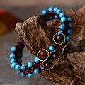 Bracelet For Women 2016 New Accessories Agate Wax Jade Line Trendy Retro Bracelets Amp Bangles Fine Jewelry Bracelets Gift S032