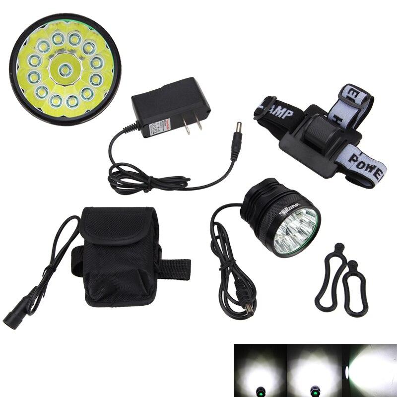 Ισχυρό 2000LM 13 * LED T6 οδήγησε φως - Ποδηλασία - Φωτογραφία 4