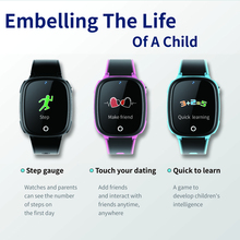 Waterproof Anti-Lost GPS Smart Watch for Kids