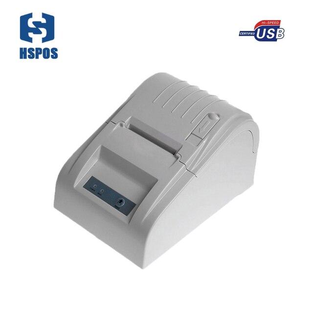 44794c54d4 Stampante termica pos 58mm 5890 T usb parallela seriale porta lan ricevute  macchina da stampa per