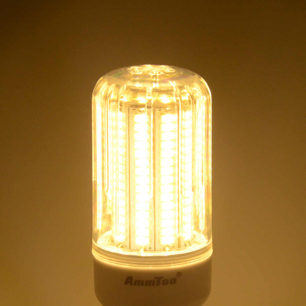 E27 / E14 LED Bulb Lamp SMD5736 Power 3W 5W 7W 9W 12W 15W Ampoule Focs Luz LED 30-165 Leds Three Color Choice For Home Lighting