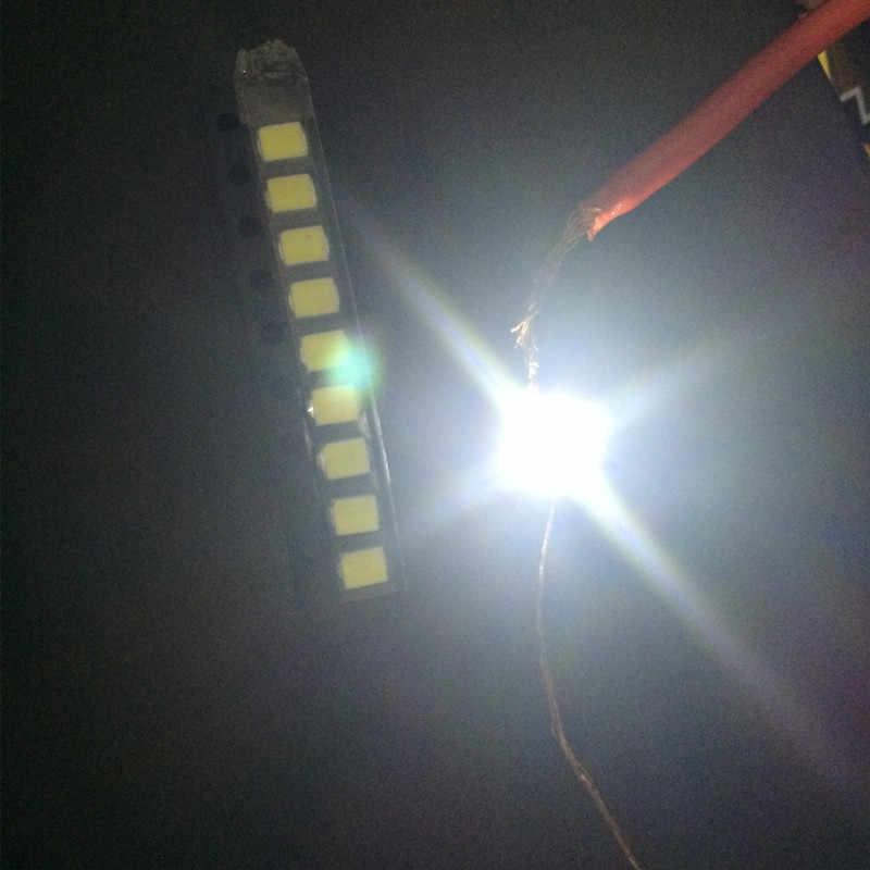 1000 sztuk 2835 SMD diody LED dioda emitująca światło SMD 2835 LED diody Lampada koralik jasny czerwony, zielony, niebieski, Verde amarelo biały żółty