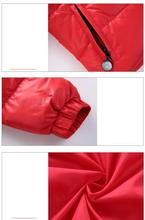 2018 fashion Children clothing 2 pieces suits snowsuit down jacket for girls coat kids clothes for boys parka winter snow wear