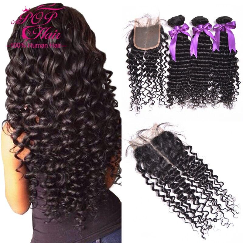 Hair Weaving  Hair Weaving: Beyo Hair 4 Bundles Malaysian Virgin Hair Natural Wave 7A Virgin Hair Bundle Deals Malaysian Curly Weave Human Hair Extensions