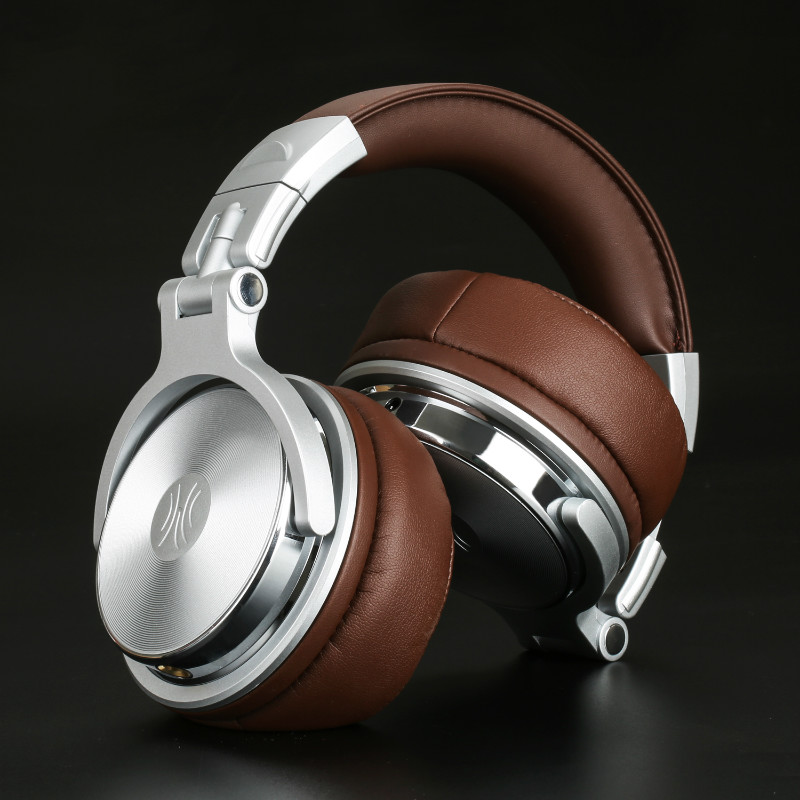 Original Oneodio Headphone Professional Studio Dynamic Stereo DJ Headphones With Microphone HIFI Headset Monitoring For Music 4