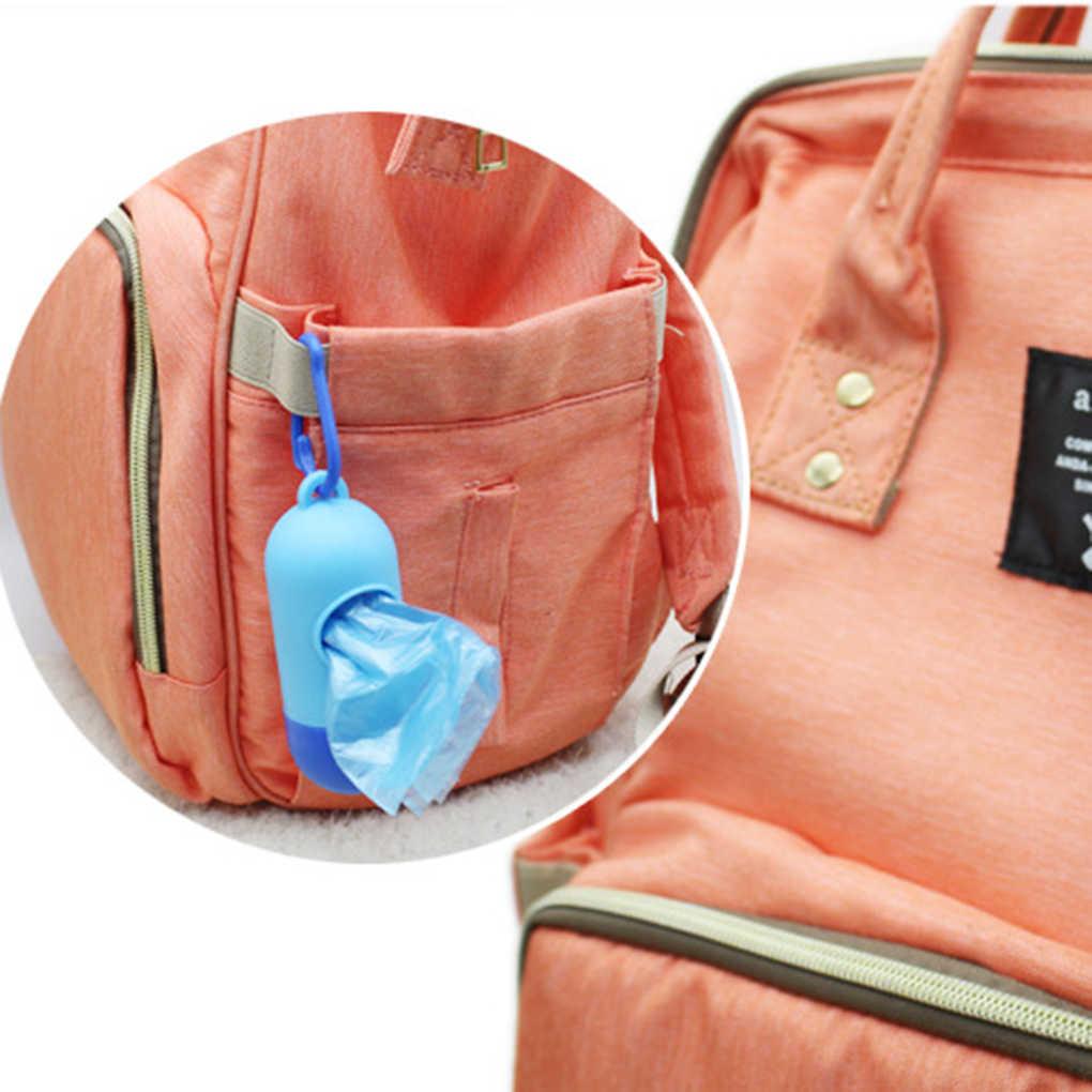 กล่องกรณีสำหรับผ้าอ้อมเด็ก Waste กระเป๋ารถเข็นเด็กจัดเก็บกล่องผ้าอ้อมกระเป๋าแม่กระเป๋าแขวนรถเข็นเด็ก