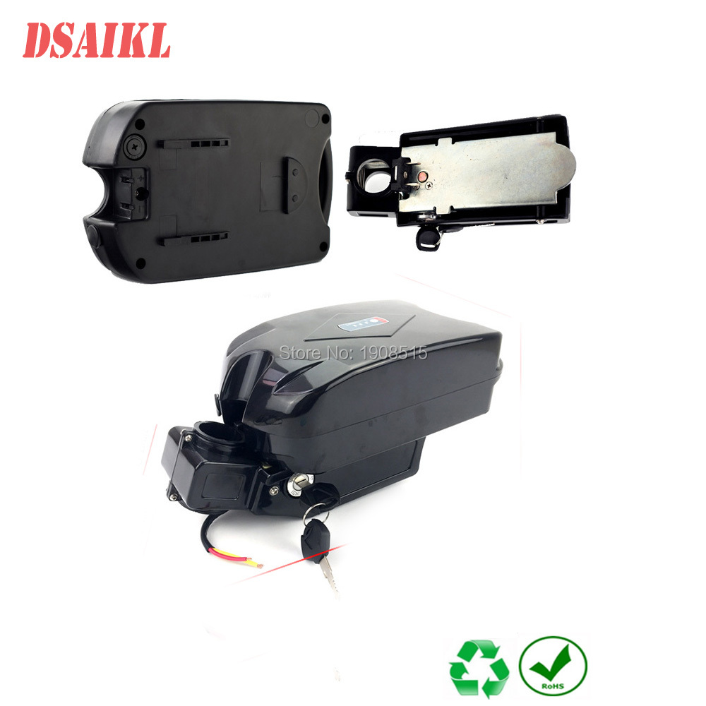 US EU no tax frog E-Bike Battery 48V 17Ah Lithium Battery 48v 16.5ah with 30A BMS for 750W BBS02 1000W BBSHD Motor us eu free tax samsung cell 48v 750w electric bike battery 48v 15ah lithium battery 8fun bbs02 e bike battery with charger bms
