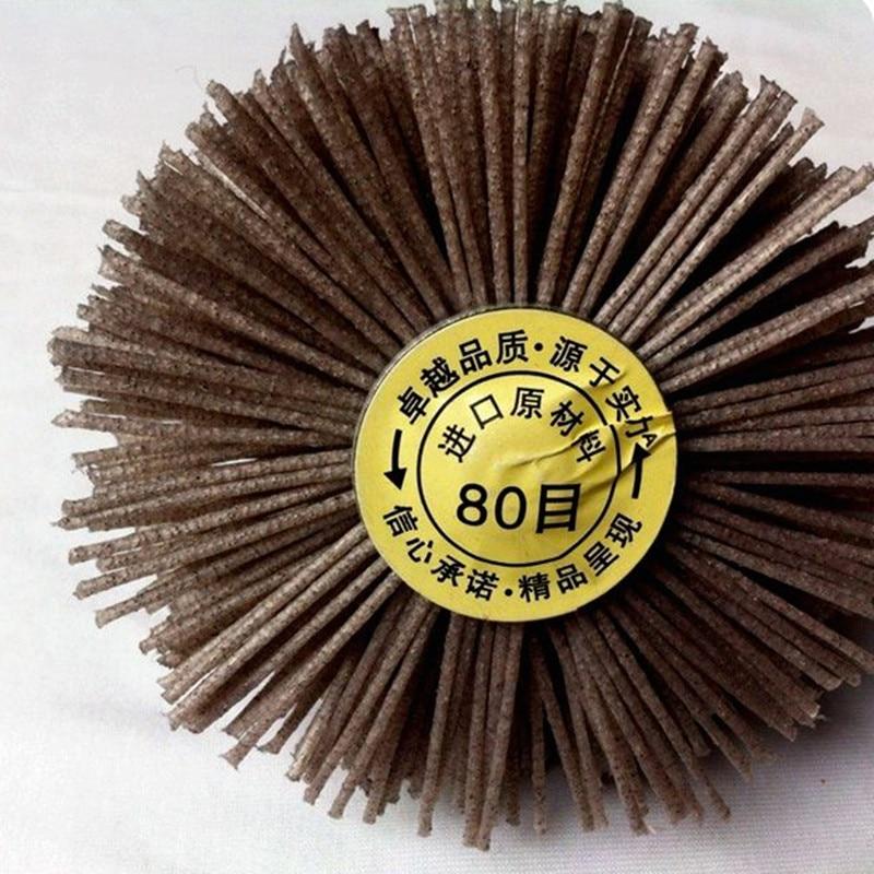 木製家具の根の彫刻の救済摩耗-木彫り研磨剤の送料無料の耐性研磨ブラシStamestki