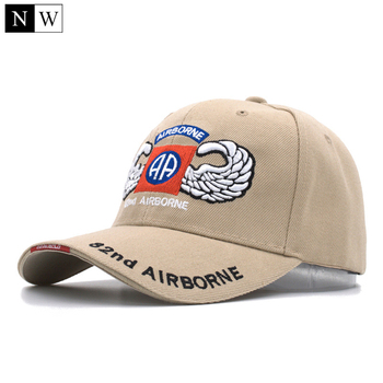 [northwood] 82nd ariborne tactical baseball cap men brand army cap gorra snapback hats trucker for men size 56-59cm