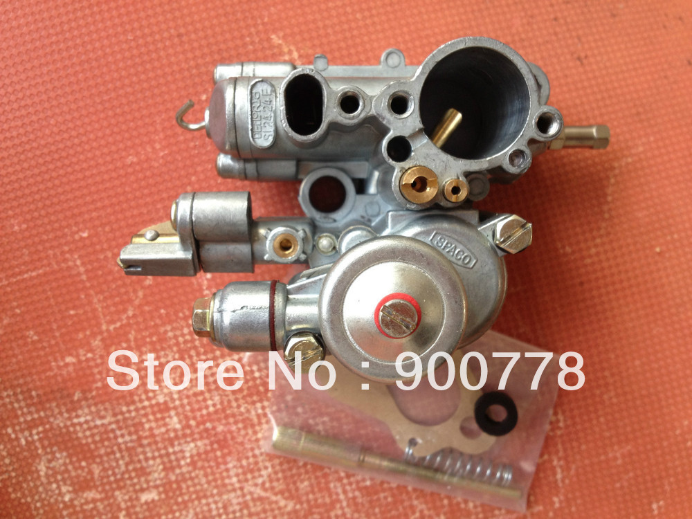 New carburettor fit for Vespa carburetor carb 100cc 150cc spaco Two Stroke 24 mm non mix