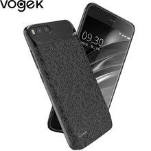 Vogek 4700mah Battery Charger Case for Xiaomi Mi 8 9 SE Mix 2 2s Backup Power Bank 5500mah  External Cover 6