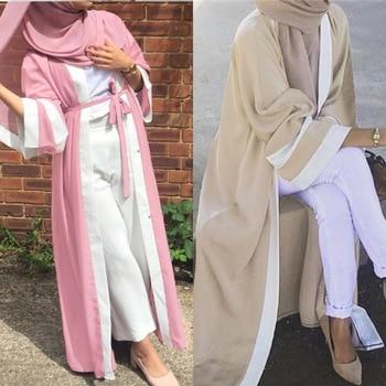 Ropa larabic larga de Forma musulmana para mujeres, vestidos largos de abaya, vestidos árabes para mujer 7909