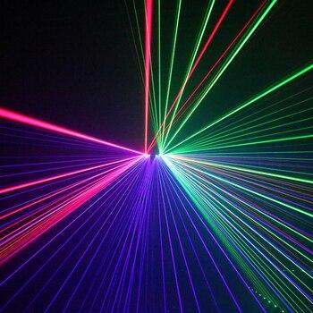 ALIEN 25 Muster Volle Farbe Laser Scanner Projektor DMX Bühne Beleuchtung Wirkung DJ Disco Bar Party Urlaub Dance Weihnachten Lichter