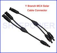 50 пар * MC4 2Y соединительные разъемы Бесплатная доставка 20 пар солнечных панелей кабель 1000 V DC