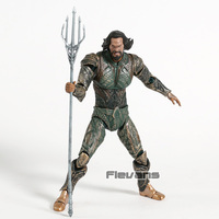 Beast Kingdom DAH 007 Justice League Aquaman PVC Action Figure DC Comic Collectible Model Toy
