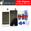 Meizu M3 mini LCD Display + Touch Screen High Quality 5.0inch HD Digitizer Assembly Replacement For Meizu M3 mini Mobile Phone