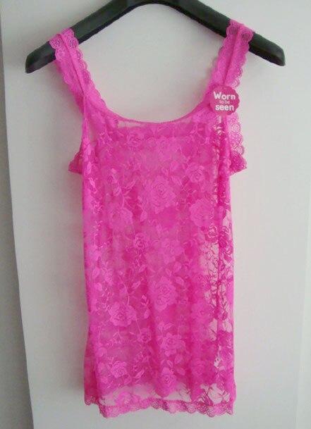 be3a2ce21a13 Primark fashion sexy lace vest plus size beautiful small vest mm spaghetti  strap top