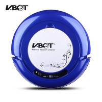 V BOT Intelligent Sweeping Robots Home Sweeping Mute Automatic Vacuum Cleaner Sweepsuction One Machinesky Blue