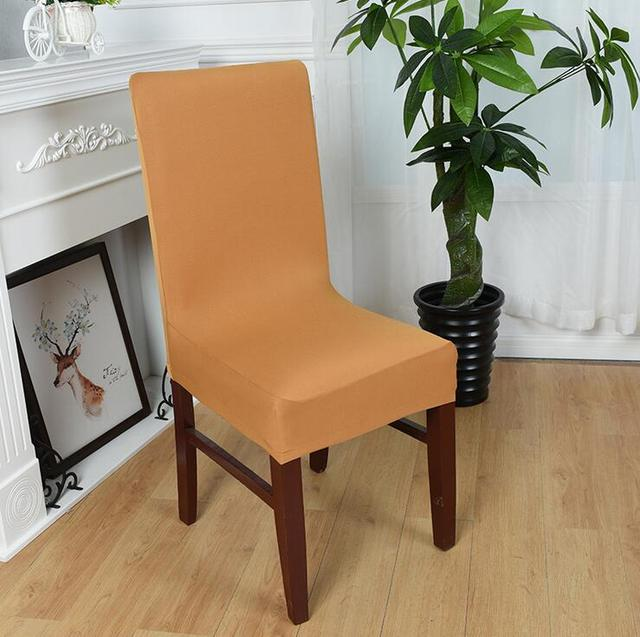 Stretch Elastic Anti Dust Computer Chair Cover Office Back Suite Hotel