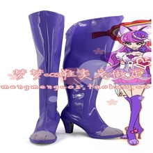 High-Q Unisex KiraKira Pretty Cure Precure A La Mode Cosplay Costumes Shoes Boots(China)