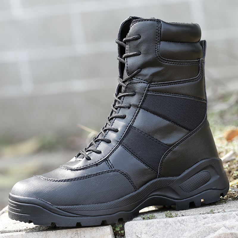 Outdoor Tekking Boots Men Women Black HIking Hunting Shoes Botas Tacticas Militar Hombre Men Mountain Boots