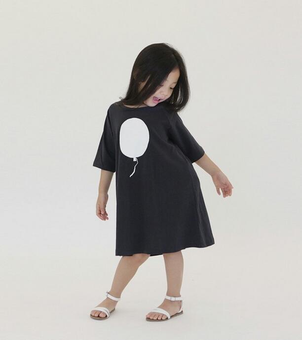 Popular Kids Black Dresses-Buy Cheap Kids Black Dresses lots from ...