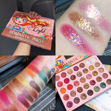 купить Makeup Palette 35 Color Pigments Eyeshadow Palette Matte Eyeshadow Glitter Shimmer Eyeshadow Palette Makeup Eyeshadow Pallete по цене 1014.74 рублей