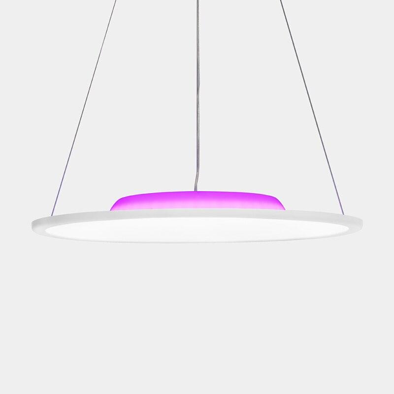 OFFDARKS lcd YB 36 36W светодиодный пульт дистанционного управления Смарт Bluetooth динамик подвесной светильник - 4