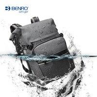 Benro Discovery100 сумка, рюкзак для фотоаппарата открытие на целый ряд профессиональных зеркальных Камера Сумка водонепроницаемая сумка Discovery100 и