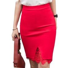 New Arrival Summer bodycon High Waist pencil skirt