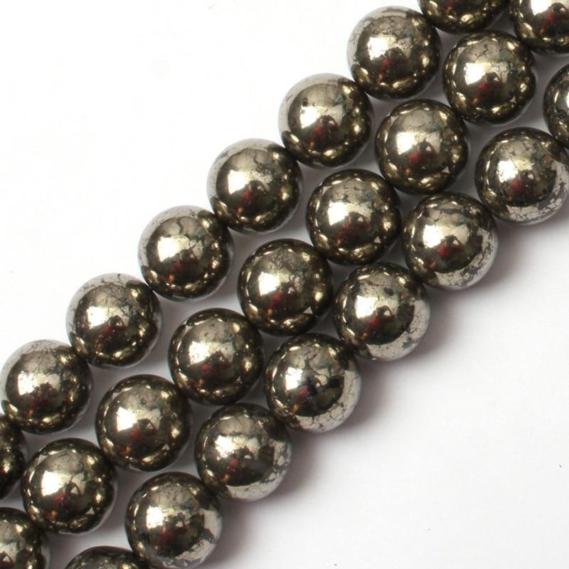 beads round stone jewelry