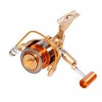 2019 nova 500-9000series12bb 5.5:1 carretel de fiação de metal completo roda de pesca roda de pesca roda girar o carretel de pesca