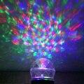 Горячие Продажи Световое Шоу LED Ультра-Яркий Разноцветный Проекция Калейдоскоп Открытый Рождество Прожектор