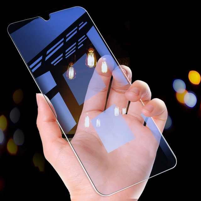 מזג זכוכית עבור ZTE להב A7 2019 זכוכית מסך מגן 9H נייד טלפון מול סרט לzte להב A7 helio P60