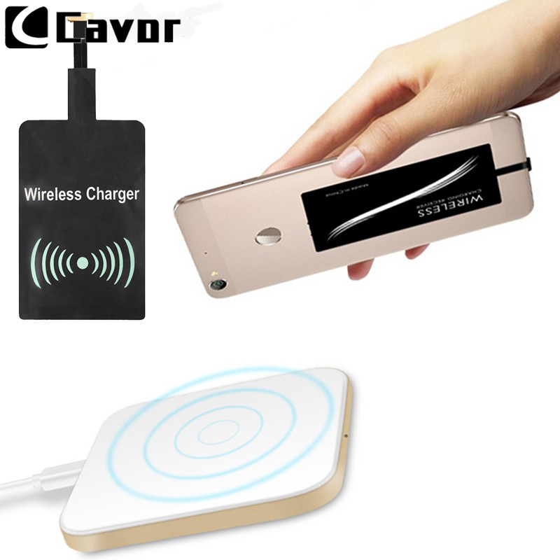 Qi Wireless Charger Power Pad For Xiaomi Redmi Note 6 Pro 4 3 4X 5 5A Case Mobile Phone Accessories Wireless Charging Receiver Mobile Phone Chargers     - title=