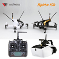 Walkera Rodeo 150 Devo 7 Remote Control FPV Racing Drone with Camera 600TVL Goggle 4 Glasses Camera Drone vs DJI Mavic Pro