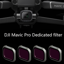 Get more info on the lens filter Waterproof multi-layer coating filter Camera Lens Filter ND64 ND32 ND16 ND8 ND4 CPL UV for DJI Mavic 2 pro